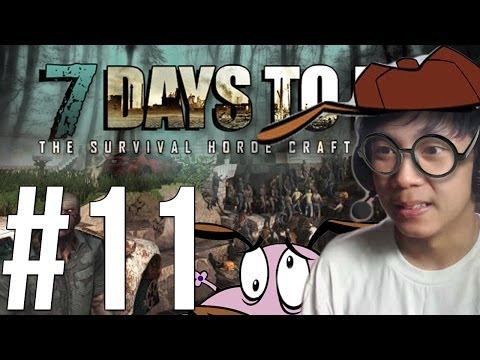 7 Days to Die - เจ้าหมาโง่แกทำให้ฉันดูแย่! - Alpha² - (11)