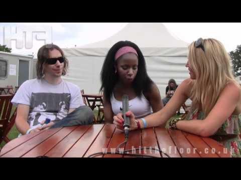 The Go! Team Interview - Hop Farm Festival - Hit The Floor Magazine