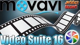 Movavi Video Suite. Установка. Активация.