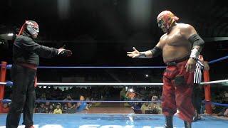 ATLANTIS y Octagon vs(CONTRA). Mr.Niebla y El Satanico  DOMINGO 25 Octubre