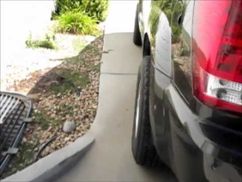 SpiderTrax Wheel Spacers: Before/ After - YouTube