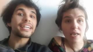Michaela und Jimmy - #QuarantäneGedichte (01)