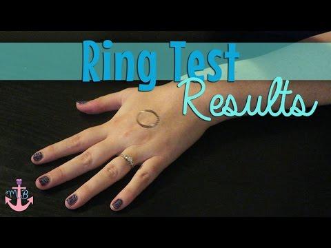 SHOCKING RING TEST RESULTS!