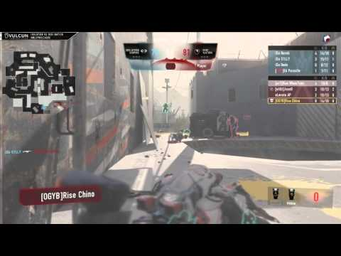 Isolation vs Rise Nation - Game 1 (MLG Pro League - July 14th 2015)