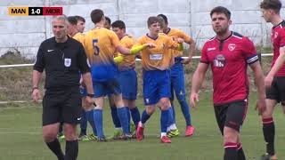 Reserves: Stags 3-0 Morecambe