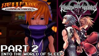 Kingdom Hearts 3D: Dream Drop Distance [Part 2: Into the World of Sleep]