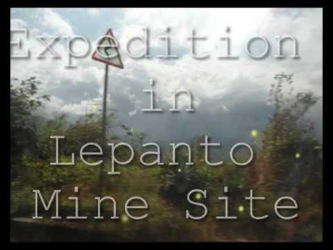 Expedition In Lepanto Mine Site .avi