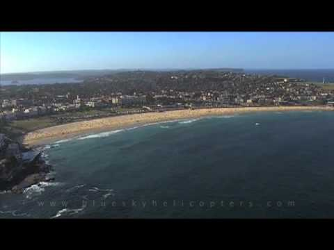 Aerial Footage Of Sydney 3 Of 5 (Blue Sky Helicopters).