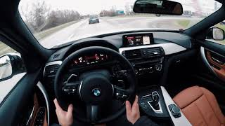 2018 BMW 340i xDrive M-Sport  - Review [POV] 4K by POVDRIVING