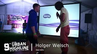 Slacklife - Holger Welsch | UHF 2017