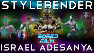 Israel Adesanya - The Last Stylebender (Original Bored Film Documentary)