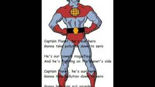 Captain Planet Theme Song.wmv