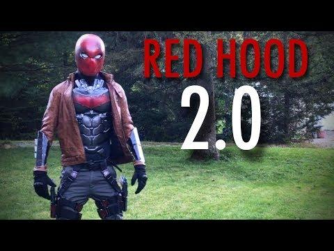 Red Hood 2.0 Cosplay Showcase!