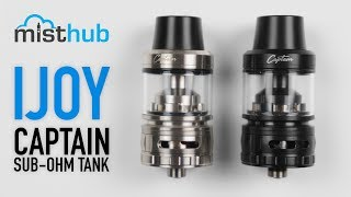 iJoy Captain Sub-Ohm Tank Video