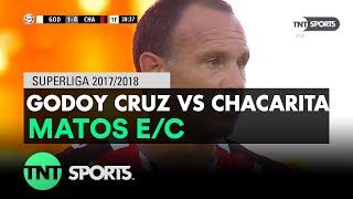Video Gol Pertandingan Godoy Cruz vs Chacarita Juniors