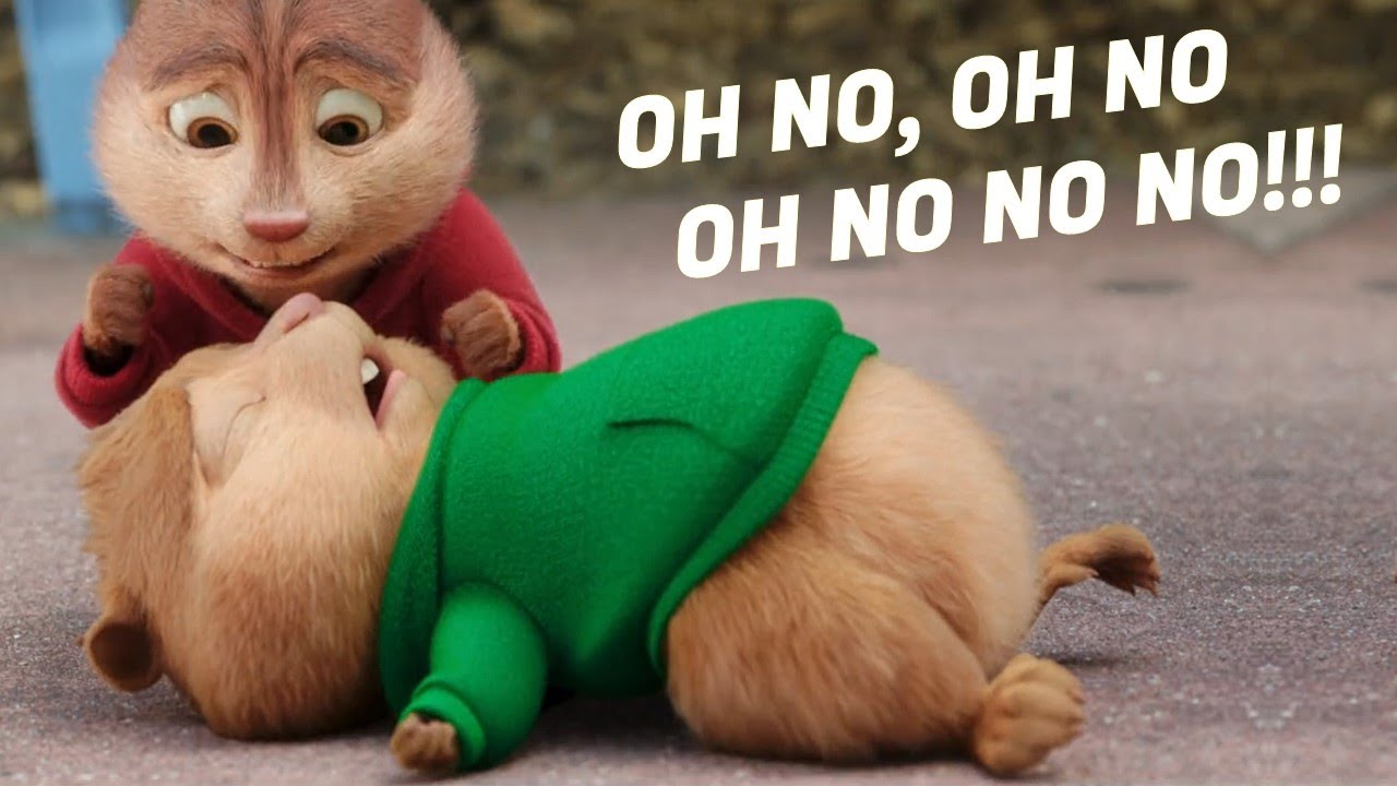 Download OH NO, OH NO - Alvin and the Chipmunks   Episode 1