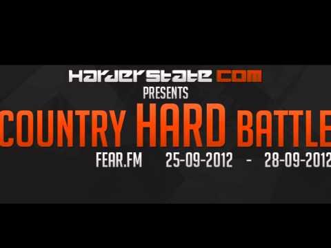 Toxik Waste @ Harderstate Country Hard Battle 2012 (Team Belgium)