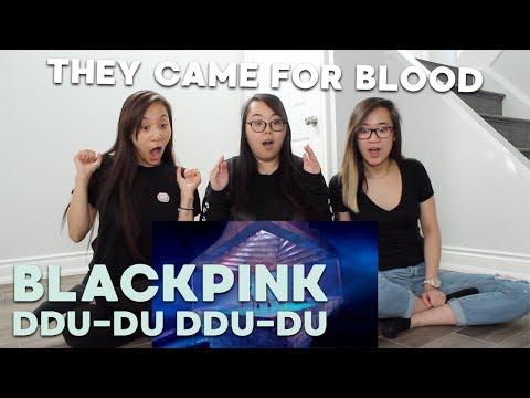 MV REACTION | BLACKPINK '뚜두뚜두 (DDU-DU DDU-DU)'