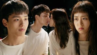 여진구♡이연희, 심장 폭행하는 달달한 '코끝 키스' 《Reunited Worlds》 다시 만난 세계 EP17-18