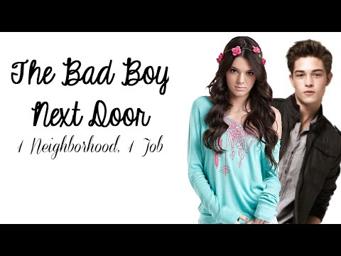 The Bad Boy Next Door || Wattpad Trailer