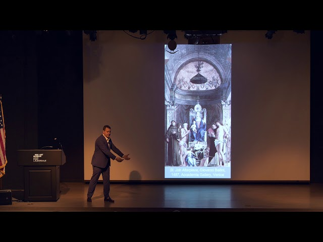 Art Talk: Renaissancing Renoir with Rocky Ruggiero