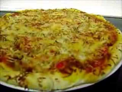 Mycook pizza de atun youtube - Pizza mycook ...