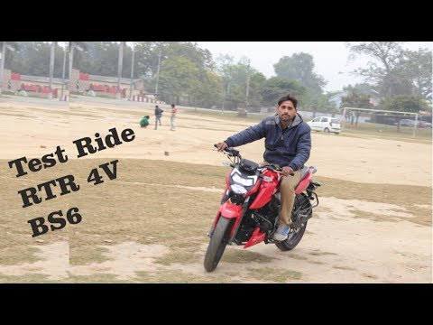 """2020 TVS Apache 160 RTR 4V BS6 Test Ride Review  """"Bahut Hard"""""""