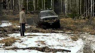 Ачинск-Барабановка-Плотбище-Ачинск 01-02.05.2014