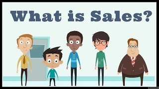 What is Sales - Definition of sales