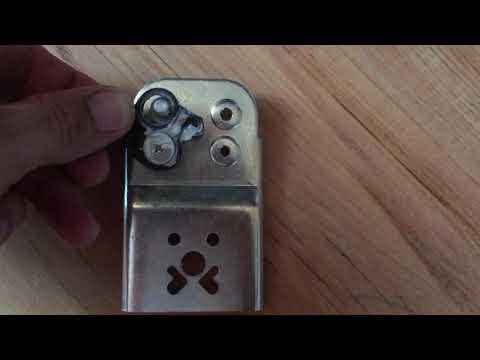 Samsung Kühlschrank Tür Wechseln. Change Door Of Samsung RB29FEJNBSA/EF Fridge