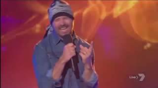 Davey Woder Singing