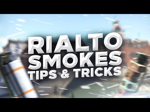 SMOKES RIALTO WINGMAN MAP and some tips and tricks || CS:GO
