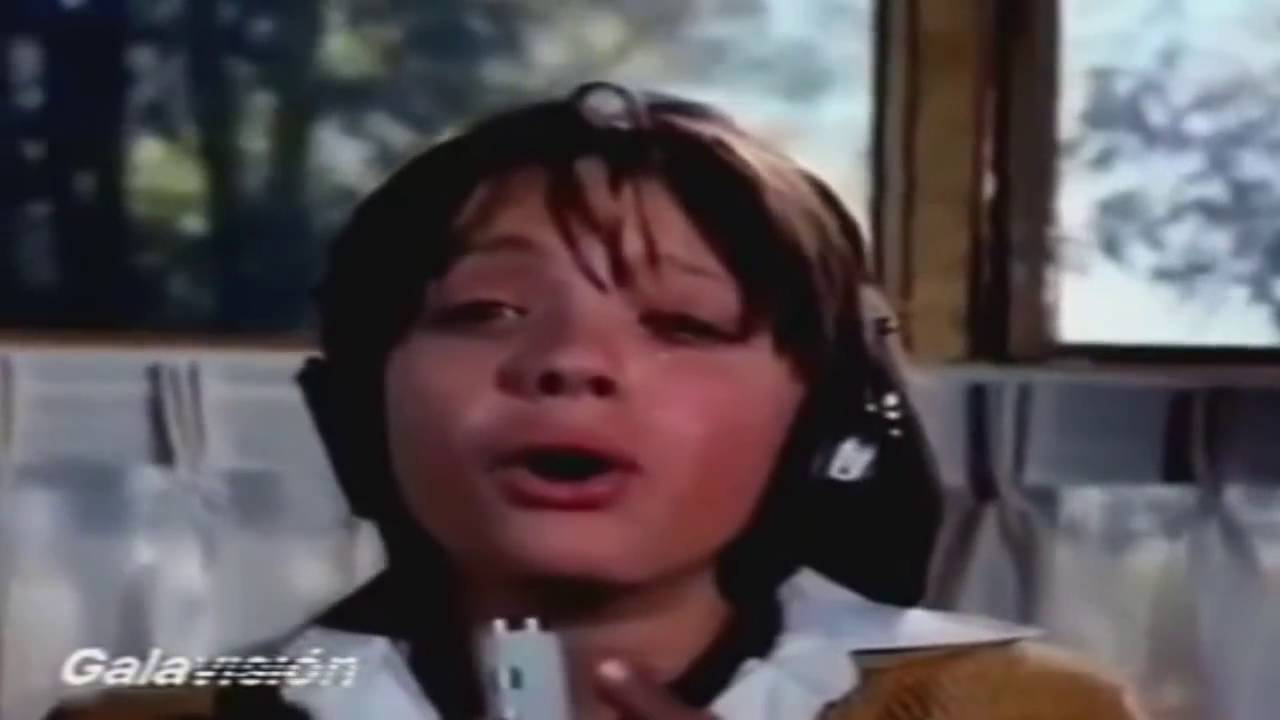 """Ver Luis Miguel en la pelicula """"Ya Nunca más""""  estreno 1984 en Español"""