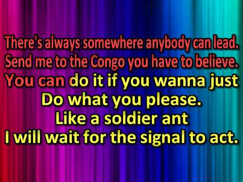 087 - Congo[Karaoke]