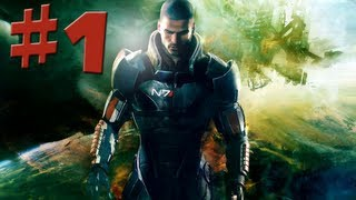 Mass Effect 3 - Gameplay Walkthrough: Story - Part 1 (X360/PS3/PC) [HD]