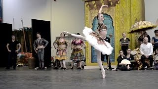Le Corsaire: In Rehearsal