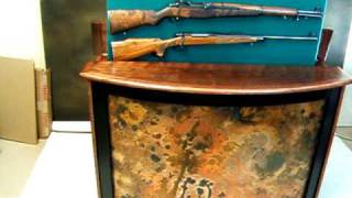 Custom Gun Cabinet