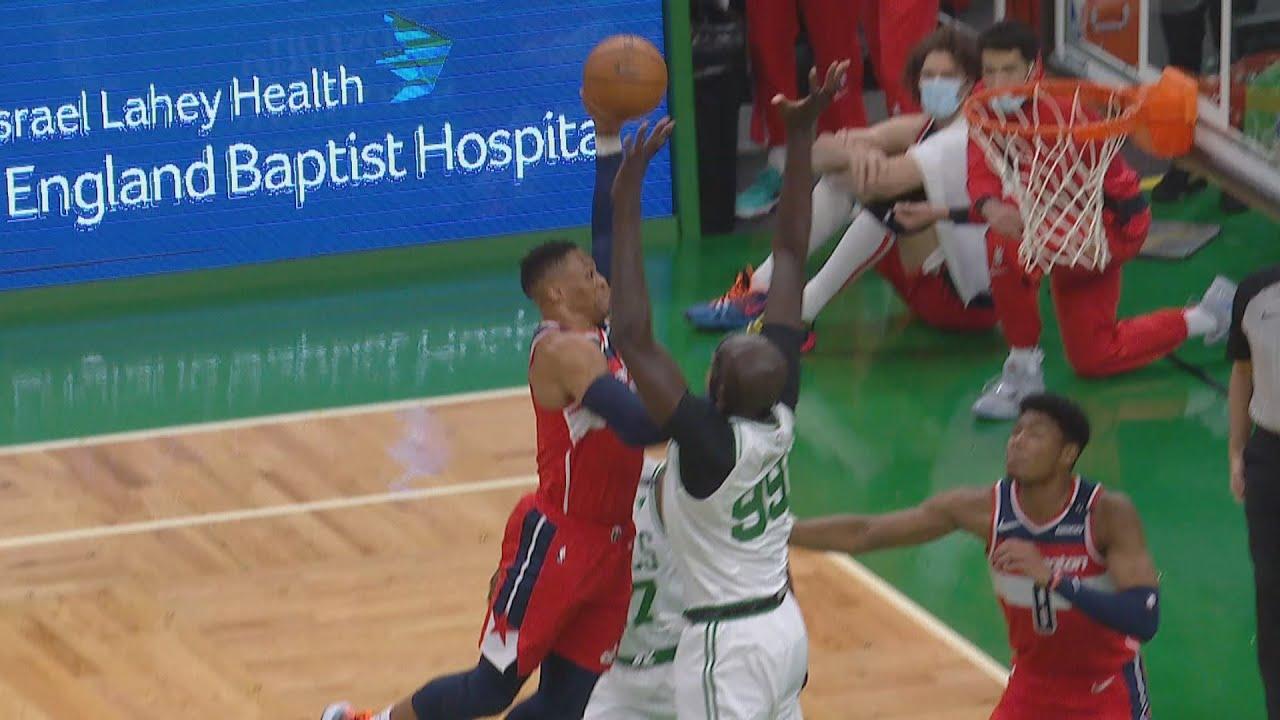 Download Tacko Fall Blocks Westbrook! Beal 41 Pts Tatum 32! 2020-21 NBA Season