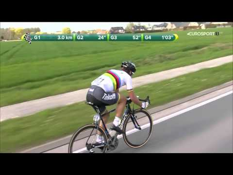 Tour of Flanders 2016 - Sagan the Great