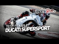 DUCATI SUPERSPORT 939 2017 | TEST COMPLET