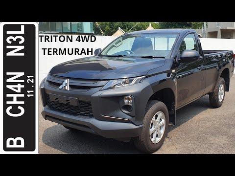 In Depth Tour Mitsubishi Triton HDX Single Cab [5th Gen] Facelift - Indonesia