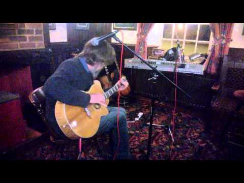 While my guitar gently weeps - Bob Stephenson - White Hart Open mic streaming vf