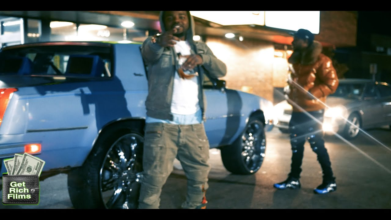 Mikeyg trapaholic - Whippin N Flippen it | Shot By @Get Rich Films