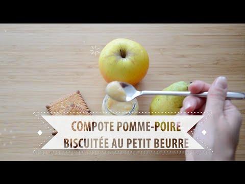 recette-n°3-:-compote-pomme-poire-biscuitée-au-petit-beurre---recette-pour-bébé-dès-6-mois