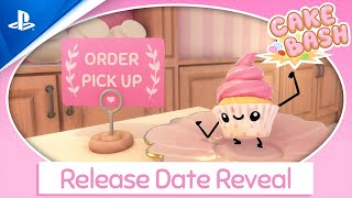 Cake Bash | Release Date Trailer | PS4
