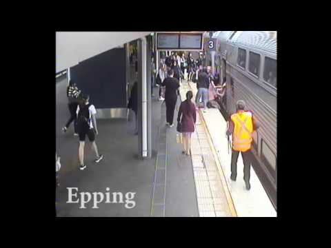 Children Fall Between Platform and Train at Sydney Stations