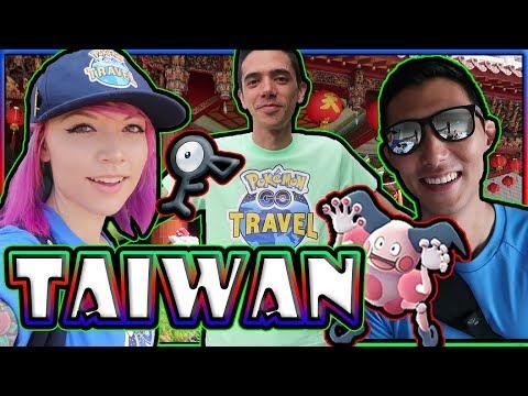 Download Youtube: TAIWAN SAFARI ZONE w/ TRAINER TIPS/MYSTIC7/PIERRE LIUPEI/DX1 [EP01] POKEMON GO
