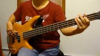 You Can Win If You Want - Modern Talking : bass cover