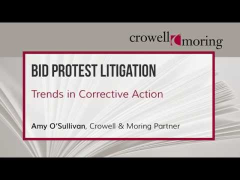 Part 2: Trends in Corrective Action, with Amy O'Sullivan of Crowell & Moring