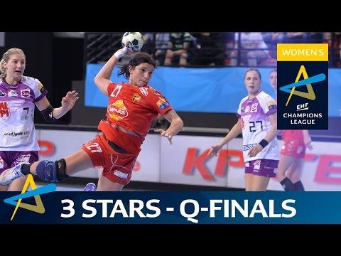 3 Stars | Quarter-final - Leg 2 | Women's EHF Champions League